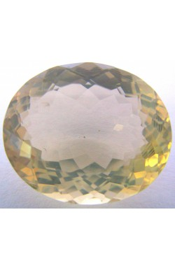 15.70 CTS OVAL SHAPE VS CLEAN NATURAL UNHEATED UNTREATED YELLOW ANDESINE!