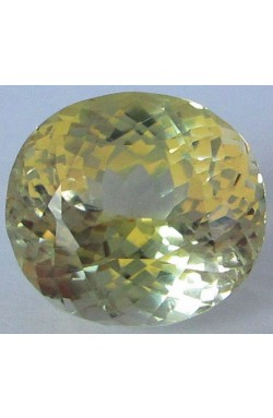 31.30 CT TOP QUALITY LIGHT YELLOW UNHEATED UNTREATED NATURAL KUNZITE HIDDENITE!